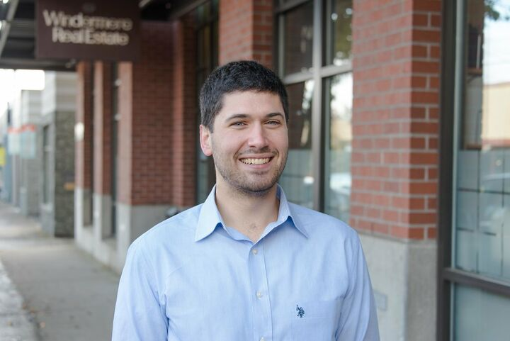 Alex Grimaldi, Licensed Assistant to Bill Grange in Portland, Windermere