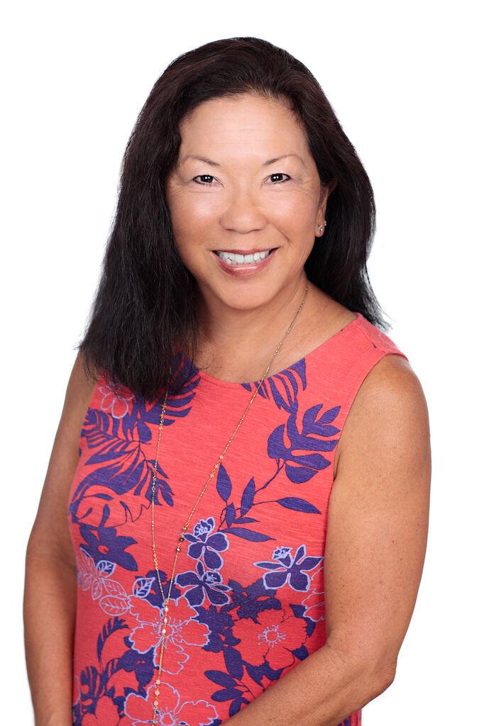 Carol Langevin,  in Kailua-Kona, Windermere